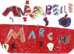 Annabelle Marche Artiste